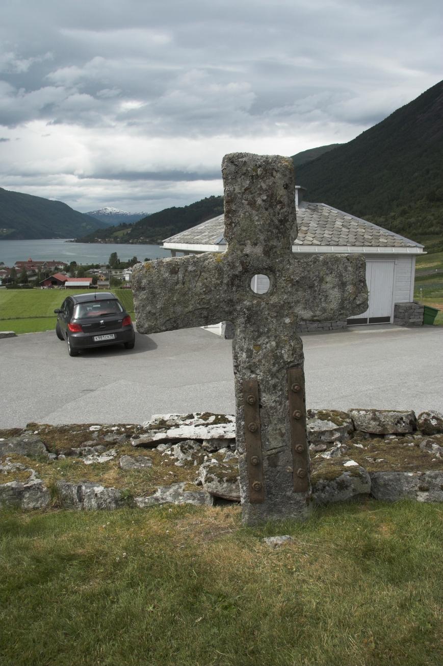 Неожиданный кельтский крест