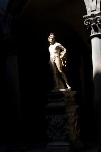 Во дворце Медичи-Риккарди