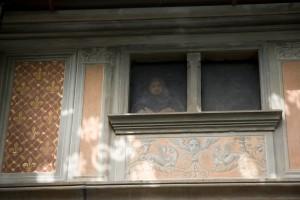 При входе в Сантиссима-Аннунциата
