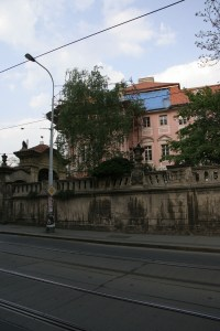 Дом Фауста и та самая дырка