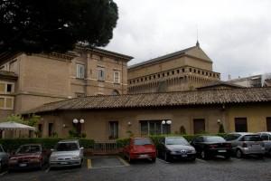 Сикстинская капелла и ватиканская парковка