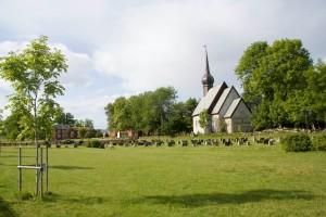 Церковь в Альстахауге