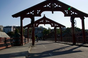 Старый мост Трондхейма