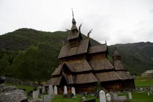Боргундская церковь