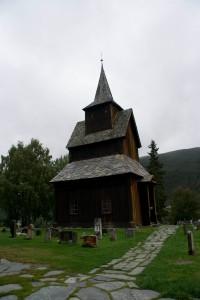 Дощатая церковь Торпо