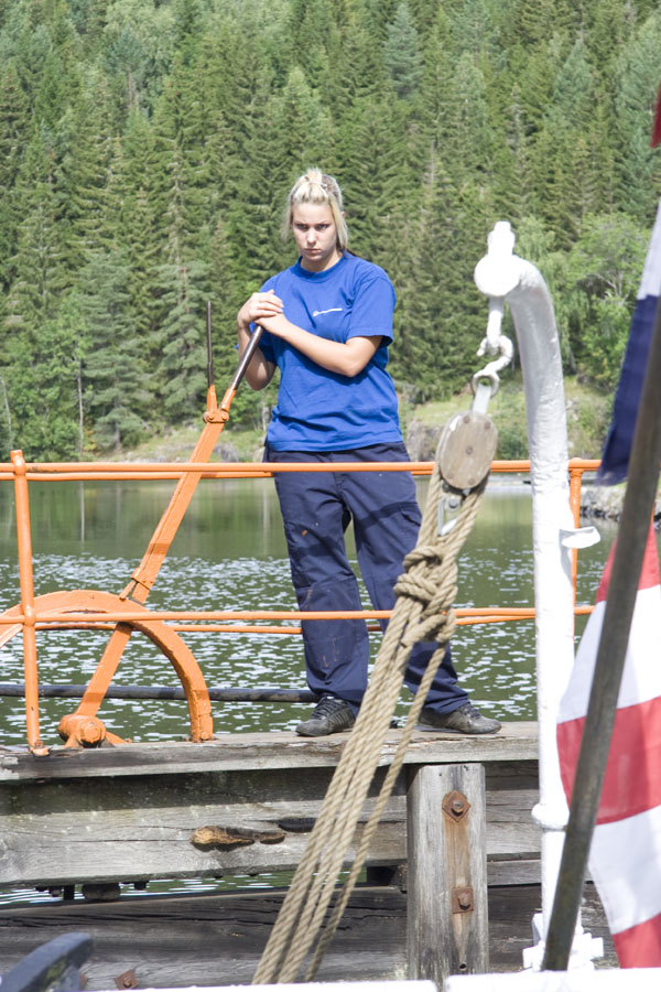 Рабочие девушки на Телемарк-канале