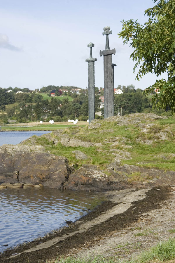 Памятник объединению Норвегии