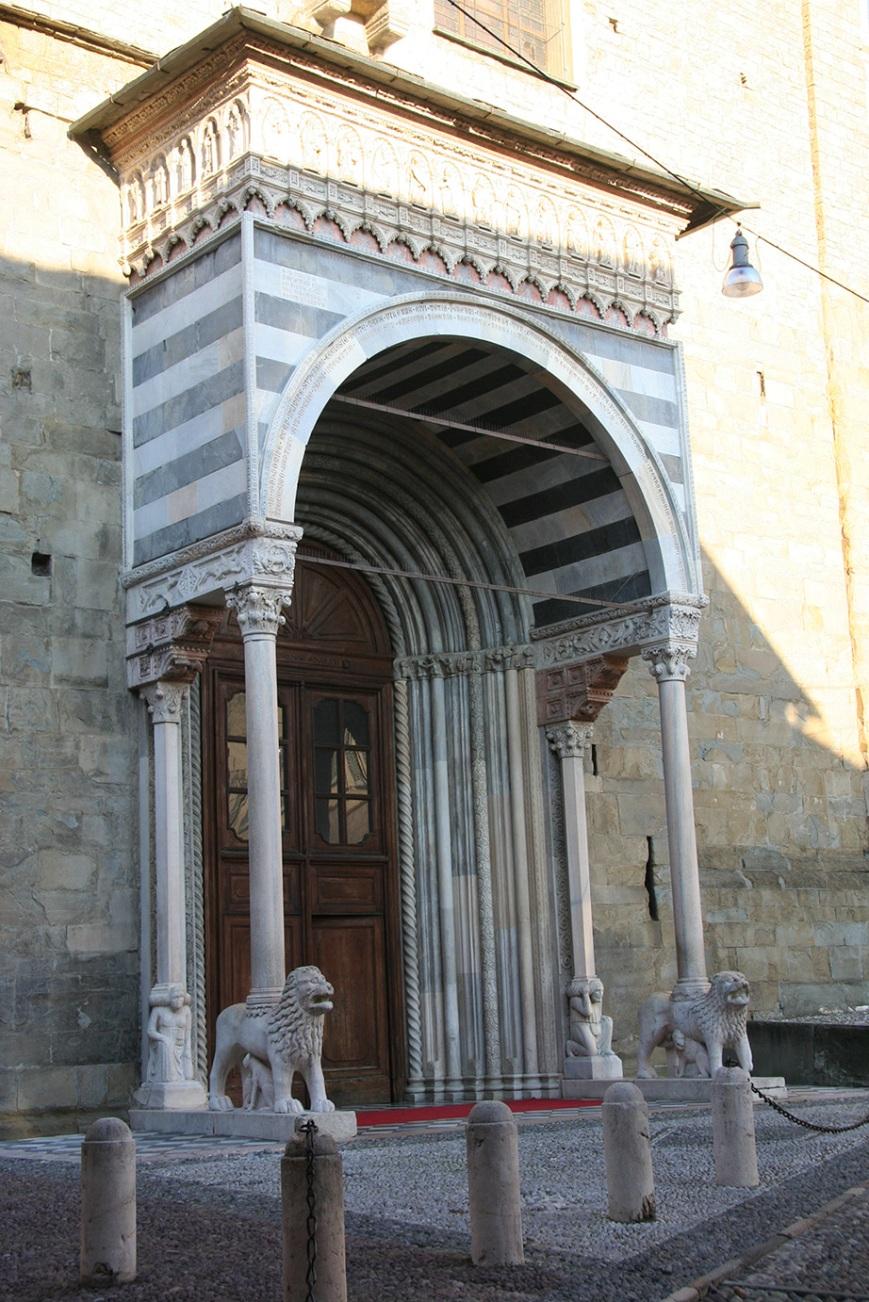 Вход в Санта Мария Маджиоре