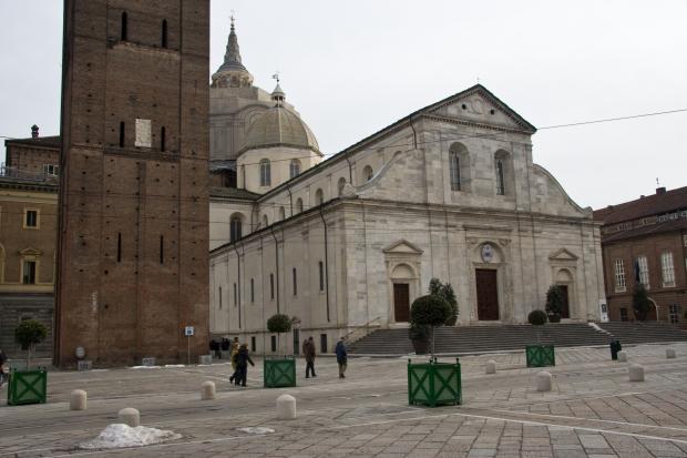 Кафедральный собор Турина