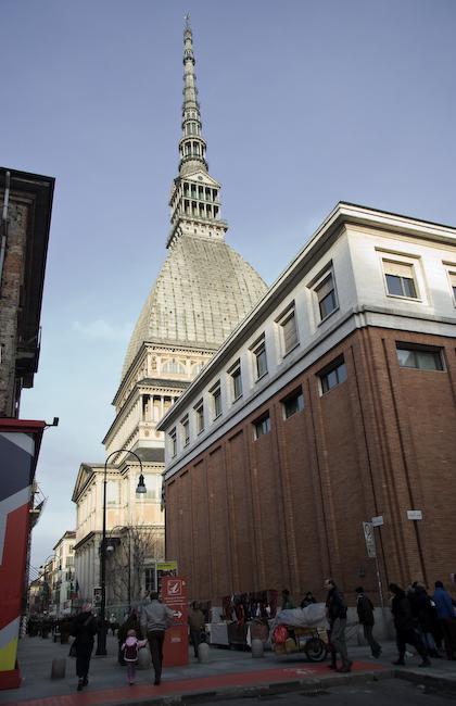 Turin, Mole Antoniella