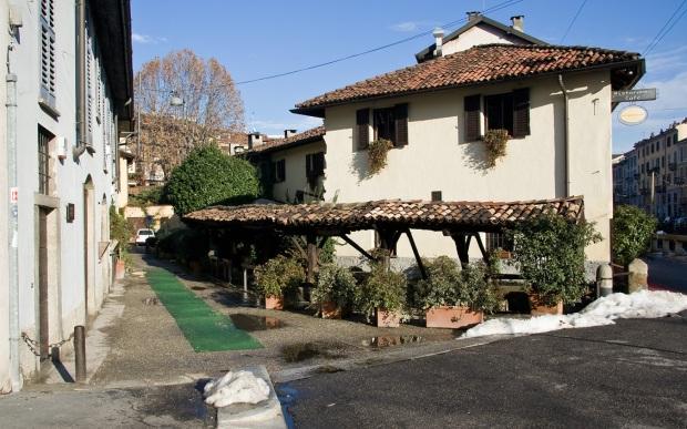 Переулок прачек на Навильо Гранде
