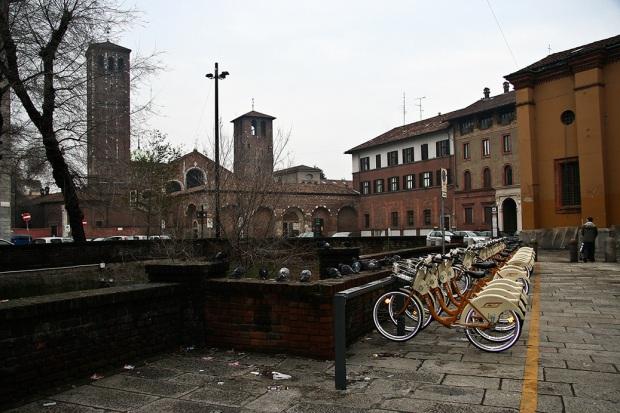 Миланский Rent-a-Bike