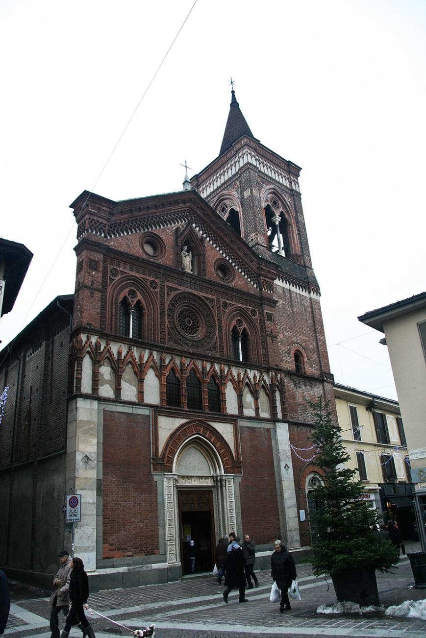 Церквушка в Монце