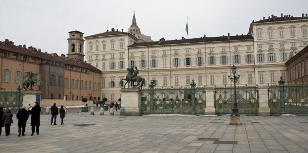 Королевский дворец Турина