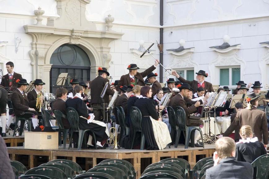 Воскресные концерты в Больцано