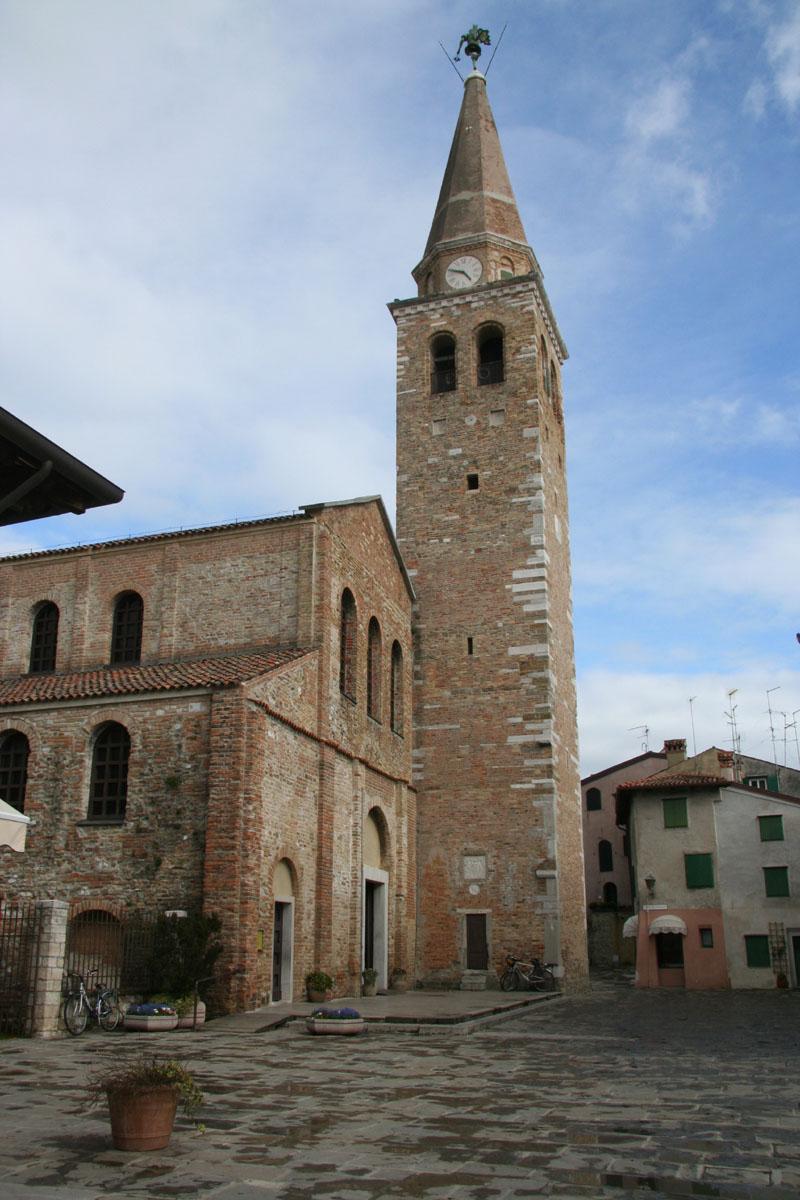 Собор в Градо