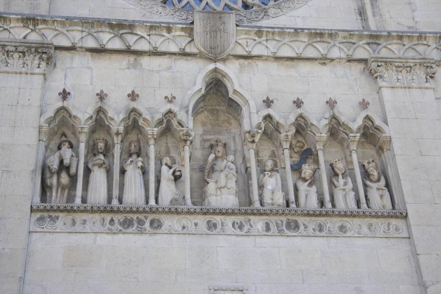 Усталые волхвы на собор Джемоны дель Фриули