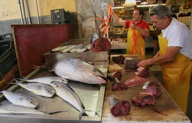 Сицилийская рыба