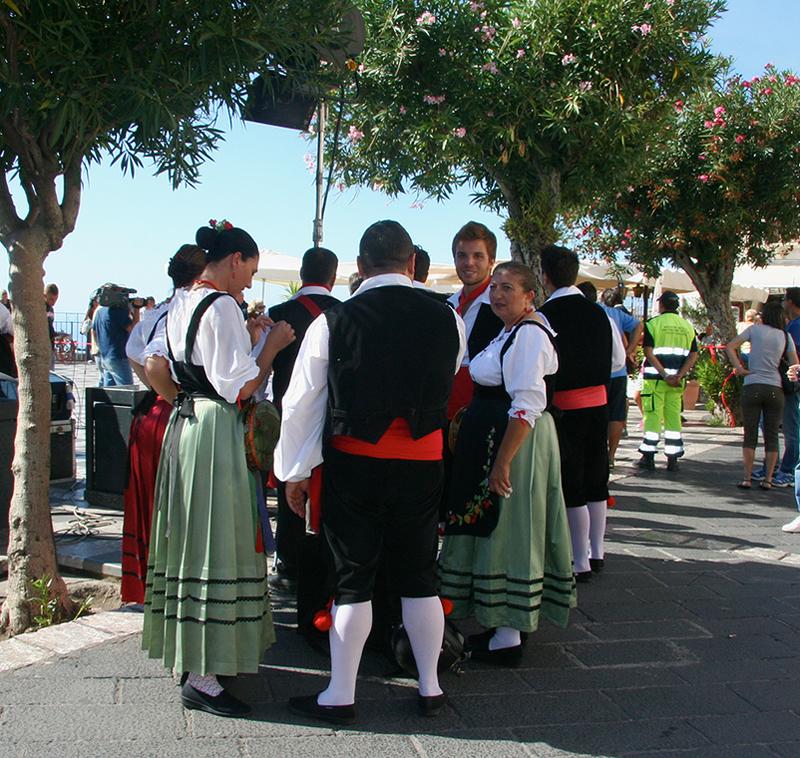 Таорминские фольклористы