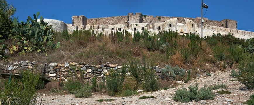 Крепость Милаццо
