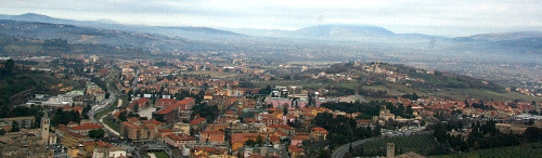 Долина Сполето