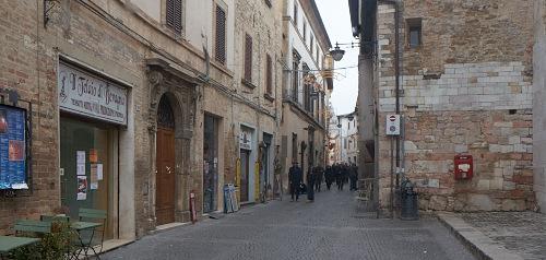 Типичный городок