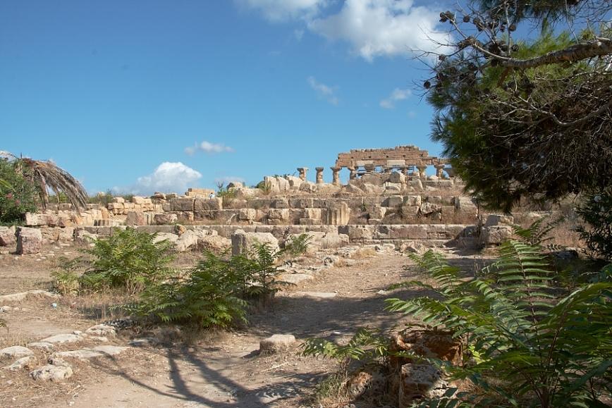 Руины Селинунта