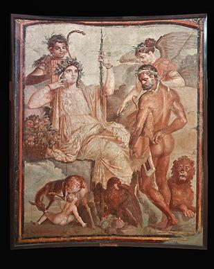 Геракл и Телеф