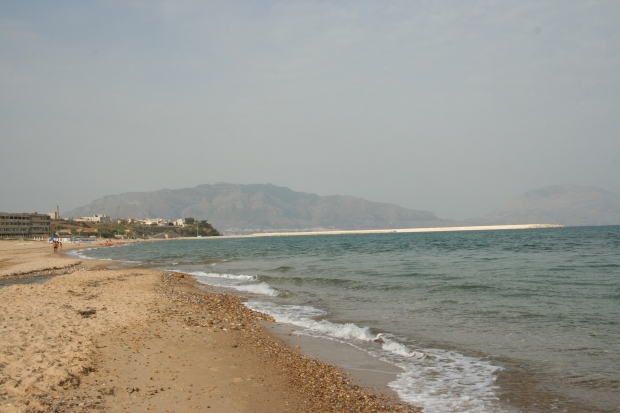 Пляж в Балестрате